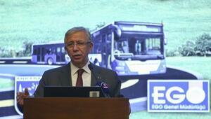 EGO'ya 300 yeni otobüs alınacak
