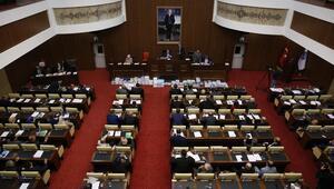 5 ilçenin bütçesi kabul edildi