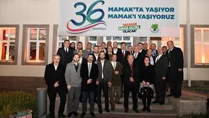 Mamak Belediyesi 36 yaşında