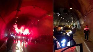 İstanbulda dehşete düşüren görüntüler