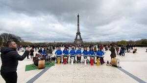 'Hayatın Ritmini Yakala' Paris'te