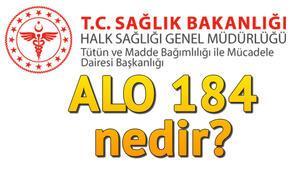 ALO 184 nedir SABİM ihbar hattı nedir