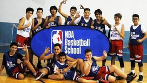 İzmirde NBA heyecanı