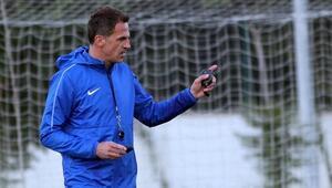 Antalyaspor'da Stjepan Tomas ilk maçına çıkıyor Takımda 2 eksik...