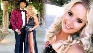 Eşi kanser olan ünlü müzisyen Coffey Anderson: Hayat adil değil