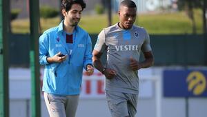 Trabzonspor 4 eksikle çalıştı Sturridge...