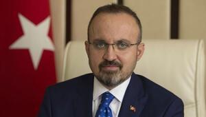 AK Partili Turan: Beştepeye giden CHPli iddiası mesnetsiz
