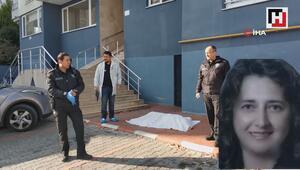 Samsun'da kimya profesörü 2 çocuk annesi kendini 4. kattan atarak intihar etti