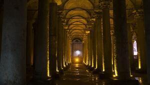 İstanbul'da tarihi yerler ve müzelerde ara tatil yoğunluğu
