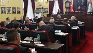 Edirne Belediye meclisinde 'Kadına Şiddet' duyarlılığı