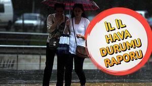 Meteorolojiden cuma günü için yağış uyarısı... 22 Kasım il il hava durumu tahminleri