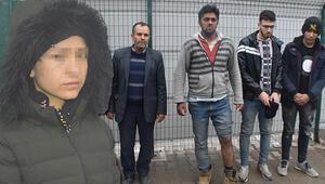 Yaşadıkları dehşeti anlattılar... Yunan polisinden tepki çeken hareket