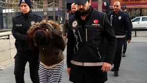 Eskişehir'de uyuşturucu şüphelileri adliyede