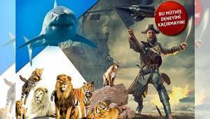 Hayvanlar Alemi, Lunapark ve Su Parkurlarıyla Eğlence Dorukta