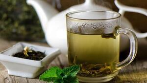 Antibiyotik kullanırken yeşil çay içilir mi