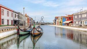 Portekiz'in Venedik'i Aveiro