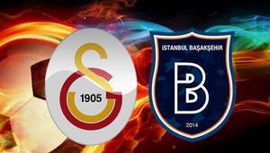 Galatasaray - Medipol Başakşehir maçı ne zaman, saat kaçta