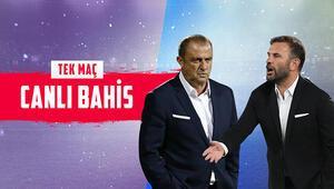 Fatih Terim, Okan Buruku konuk ediyor Galatasarayın galibiyetine iddaada...