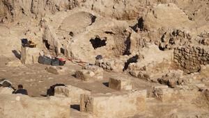 Hasankeyf'te Roma dönemine ait han, hamam ve konaklar bulundu