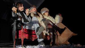 İmkansız aşkın ütopik öyküsü Nina İstanbulda sahnelendi