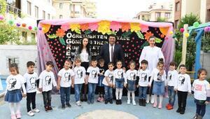 Miniklerden Öğretmenler Günü etkinliği