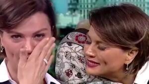 Açelya Akkoyunun gözyaşları