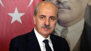 AK Parti Genel Başkanvekili Kurtulmuş: Kendi hadsizliklerini ortaya koydular
