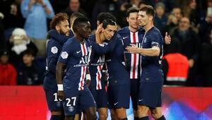PSG, Lillei 2 golle geçti