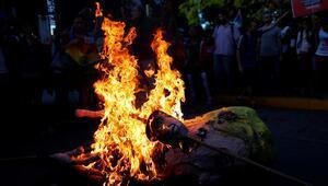 Bolivyada Morales hakkında ayaklanma çıkarmak suçlamasıyla soruşturma