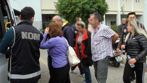 Fethiyede sahte sağlık raporu operasyonu: 2si doktor 4 kişi tutuklandı