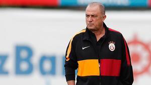 Galatasarayda taktik idman U-19...