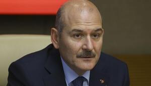 İçişleri Bakanı Süleyman Soylu açıkladı: Gelip teslim oluyorlar