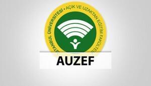 AUZEF vize sonuçları açıklandı mı Sınav sonucu sorgulama ekranı