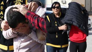 Adanada 3 gün önce evlenen çift, kuyumcudan dolandırıcılık iddiasıyla yakalandı