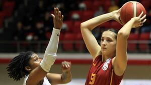 Galatasaray, Samsunda Canik Belediyesporu farklı geçti