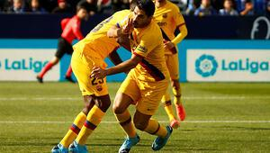 Leganes 1-2 Barcelona