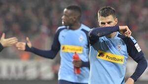 Başakşehirin rakibi Mönchengladbach deplasmanda mağlup