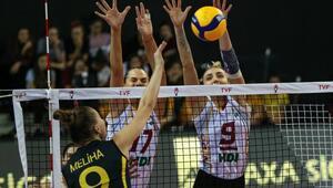 VakıfBank, Galatasarayı 3-1le geçti