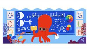 Googledan Öğretmenler Günü için doodle Öğretmenler Gününün önemi nedir