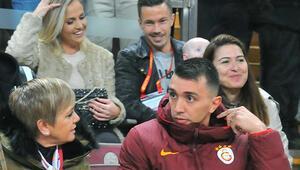 Galatasarayda Fernando Muslera, Club Brugge maçında oynayacak mı