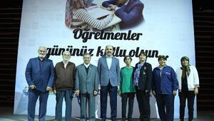 Başkan Altay öğretmenleriyle buluştu
