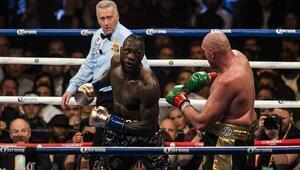 Wilder - Ortiz boks maçını kim kazandı Wilder maçı sonucu