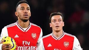 Arsenalda 5 maçlık kriz