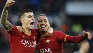 Roma, Bresciayı 3-0 mağlup etti