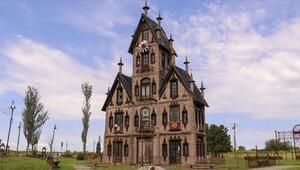 Arjantindeki Orta Çağ kasabası: Campanopolis