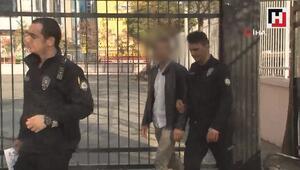 Arkadaşının yerine ehliyet sınavına girdi, gözaltına alındı