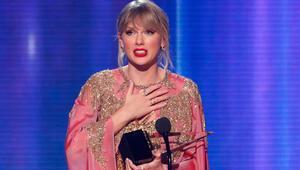 Amerikan Müzik Ödüllerinde en iyiler
