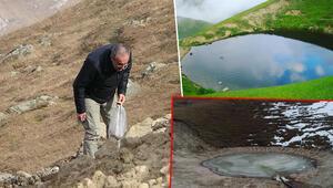 Dipsiz göl hakkında 'dikkat çeken' açıklama