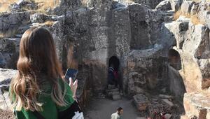 Perre Antik Kentini bu yıl 10 bin kişi gezdi