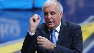 Fenerbahçede Obradovice yeni sözleşme tezahüratı